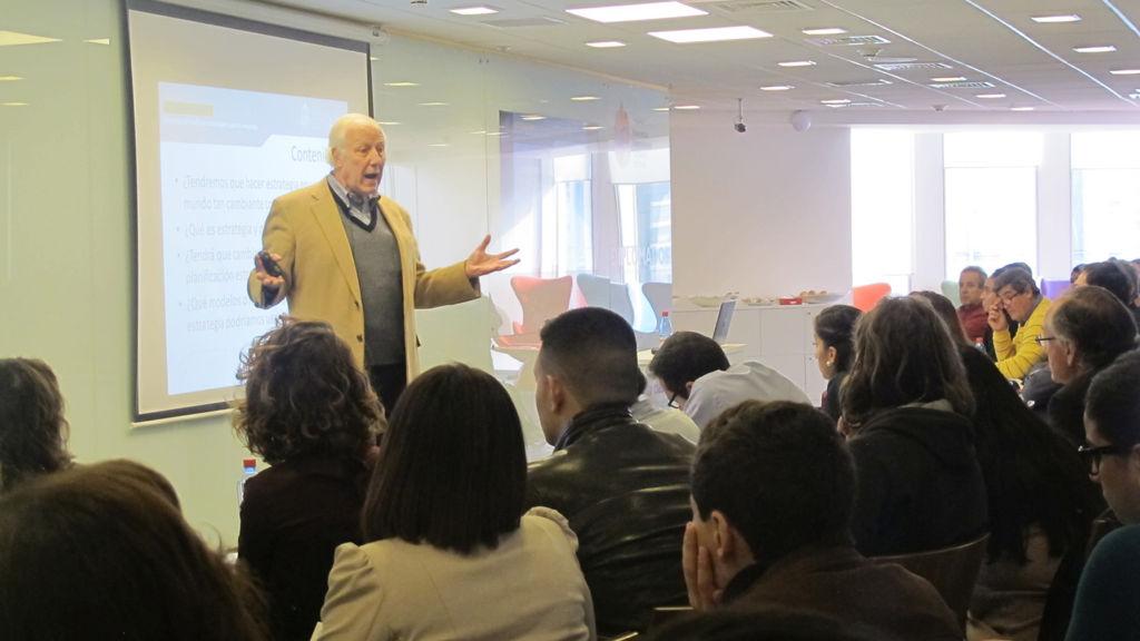 Seminario gratuito Planifica innovadoras estrategias para tu empresa