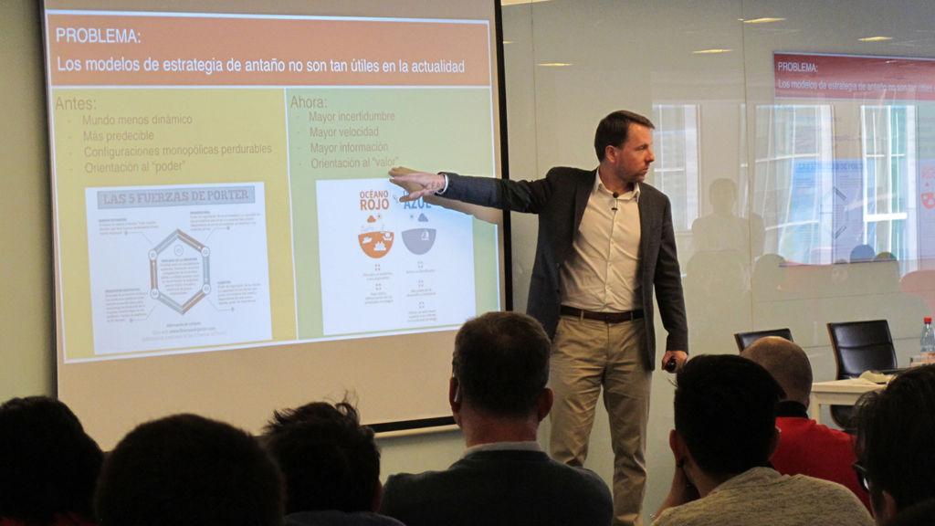 Seminario Comportamiento innovador: aumenta la competitividad y crecimiento en tu empresa, innovación